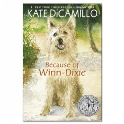 Because Of Winn Dixie - Paperback