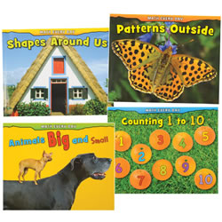Math Every Day Books - Set of 4