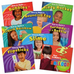 Hands-On Science Fun Book Set - Set of 8