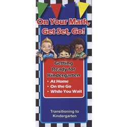 Kindergarten Transition Parent Brochures (Set of 25)