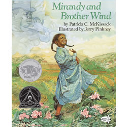 Mirandy and Brother Wind - Paperback