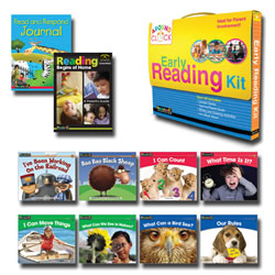 I Can Read!: Early Reading Kit