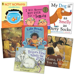 Teacher Favorities Books - Set of 7
