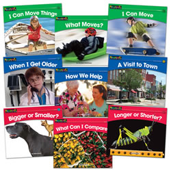 Real Readiness Books - Set of 9