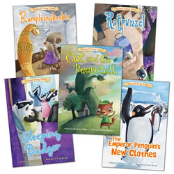 Animal Fairy Tales Set 1- Paperback (Set of 5)