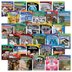 TIME FOR KIDS® Grade 3 Nonfiction Reader Sets