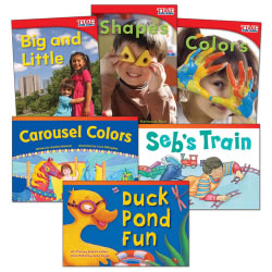 Basic Concepts Book Set (Set of 6)