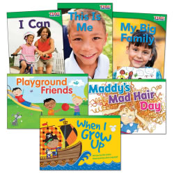Me, Myself, and I Books - Set of 6