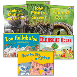 Learn About Life Book Set (Set of 6)