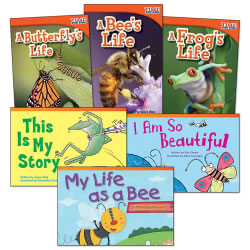 Life Cycles Book Set (Set of 6)