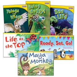 Animal Groups Book Set (Set of 6)