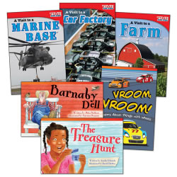 Let's Explore Books - Set of 6