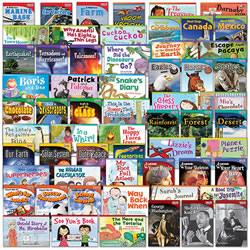 Fiction/Nonfiction Early Fluent 60-Book Set