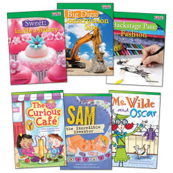 Math at Work Books - Set of 6