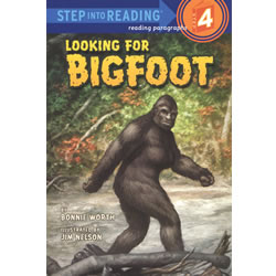 Looking for Bigfoot - Paperback