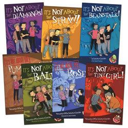 It's Not About ... Book Set (Set of 7)