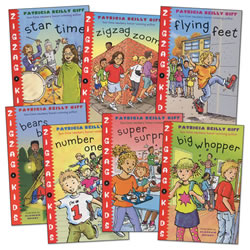 Zig Zag Kids Books - Set of 7