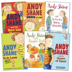 Andy Shane Book Series