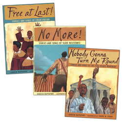 Cultural Stories and Songs Trilogy (Set of 3)