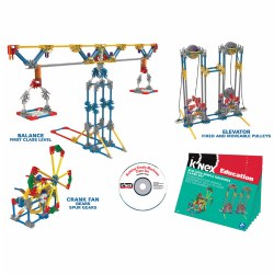 K'NEX® Building Simple Machines Class Set