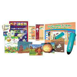 Bilingual Foundational Skills Kit - Arabic