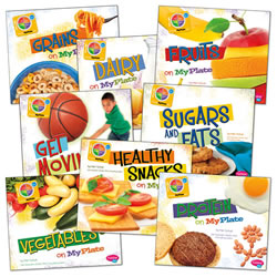 What's on MyPlate? (Set of 8)