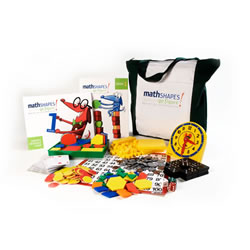 mathSHAPES: go figure! Take Home Kits