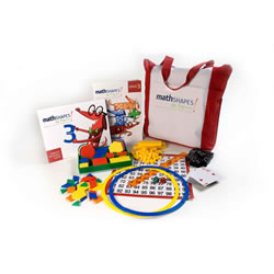 mathSHAPES: go figure! Take Home Kit - Grade 3