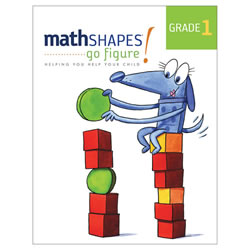 mathSHAPES: go figure! Student Book Grade 1