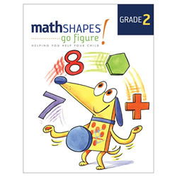 mathSHAPES: go figure! Student Book Grade 2