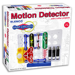 Snap Circuits® Motion Detector Electronics Exploration Kit