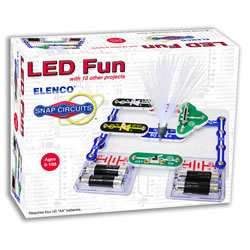 Snap Circuits® LED Fun Electronic Circuit Science Set