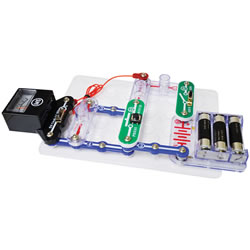 Snap Circuits® Basic Electricity Kit