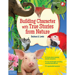 Building Character with True Stories From Nature - Paperback