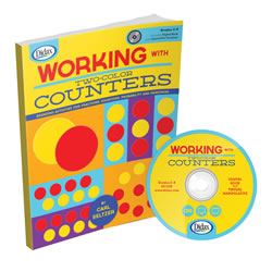 Working with Two-Color Counters - Paperback with CD