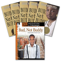 Bud, Not Buddy: Literature Guide and Books