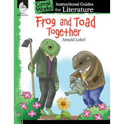 Frog & Toad Together Literature Guide