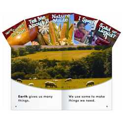 Physical Science Readers - Grade K (Set of 5)