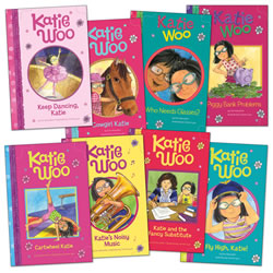 Katie Woo Book Collection - Set of 8