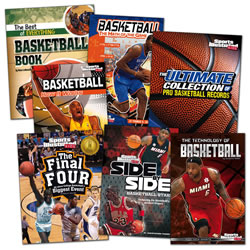 The Ultimate Pro Basketball Collection (Set of 7)