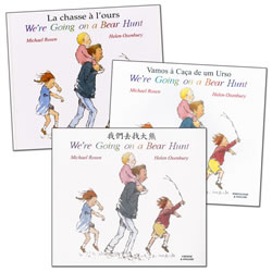 Bilingual Picture Books: We're Going on a Bear Hunt - Paperback
