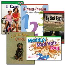 Classroom Leveled Library Books - Level B - Set of 29