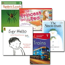 Classroom Leveled Library Books - Level G - Set of 29