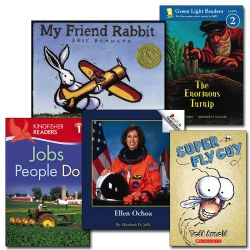 Classroom Leveled Library Books - Level H - Set of 29