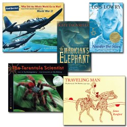 Classroom Leveled Library - Level U (Set of 29)
