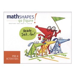 mathSHAPES: go figure! Resource Guide (PreK)