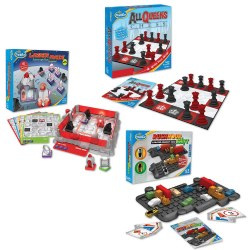 Logic Game Set (Set of 3)