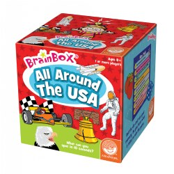 Brain Builders - Around the USA