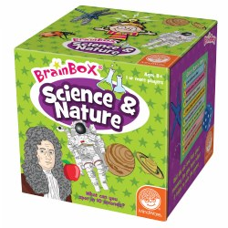 Brain Builders STEAM: Science & Nature