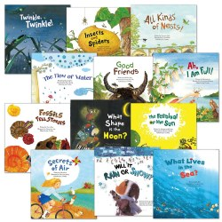 Science Storybooks - Set of 12
